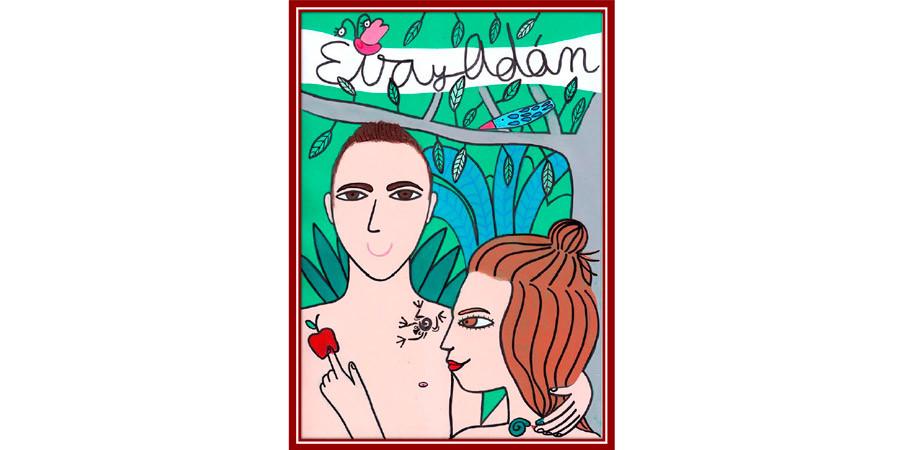 Eva y Adan. Teatro del Mediterráneo 2015