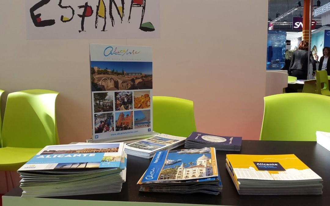Alacant participa a la fira de turisme per a professionals International French Travel Market a Paris.