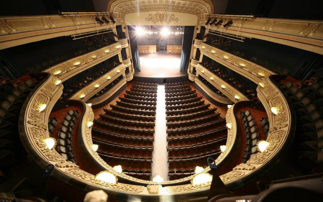 """The Principal Theatre """"Teatro Principal de Alicante"""""""