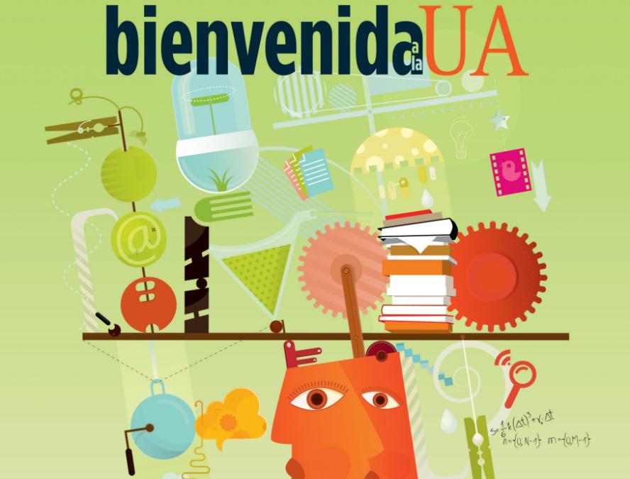 Bienvenida de la UA 2015/16. Participa en los eventos de bienvenida de la Universidad de Alicante