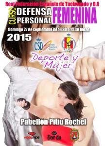 Curso de defensa personal femenina en Pitiu Rochel @ Alicante | Comunidad Valenciana | España