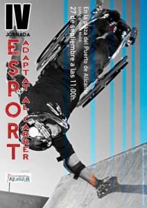 IV Jornada Esport Adaptat al Carrer @ Plaza del puerto de Alicante | Alicante | Comunidad Valenciana | España