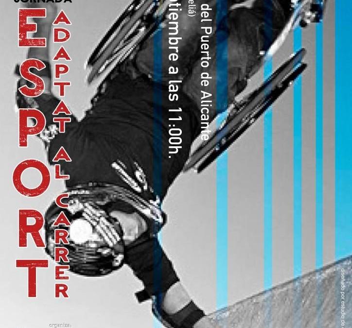 IV Jornada Esport Adaptat al Carrer