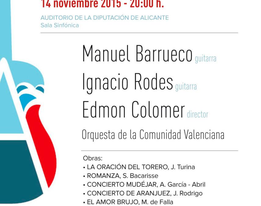 Día Internacional de la guitarra con la orquesta sinfónica del Palau de la Música de Valencia y grandes interpretes internacionales