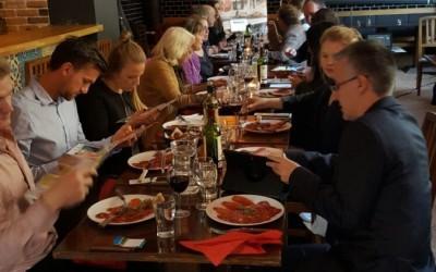 El Patronat Municipal de Turisme i l'APHA promocionen la ciutat d'Alacant a Suècia