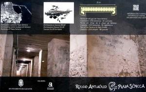 Visita el Refugio Antiaéreo en Plaza Séneca ( antigua Estación de Autobuses). Consulta los horarios @ Refugio Antiaéreo Seneca | Alacant | Comunidad Valenciana | España