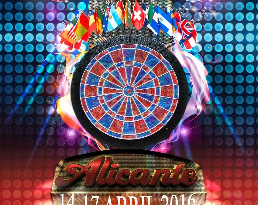 "Campeonato Internacional de dardos ""Radikal Darts"""