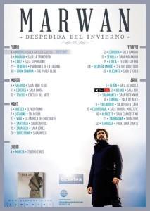 Concierto Marwan. Sala Stereo Alicante @ Sala Stereo | Alacant | Comunidad Valenciana | España