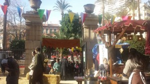 san anton mercado medieval