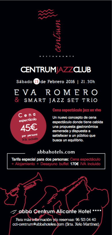 abba centrum jazz club san valentin