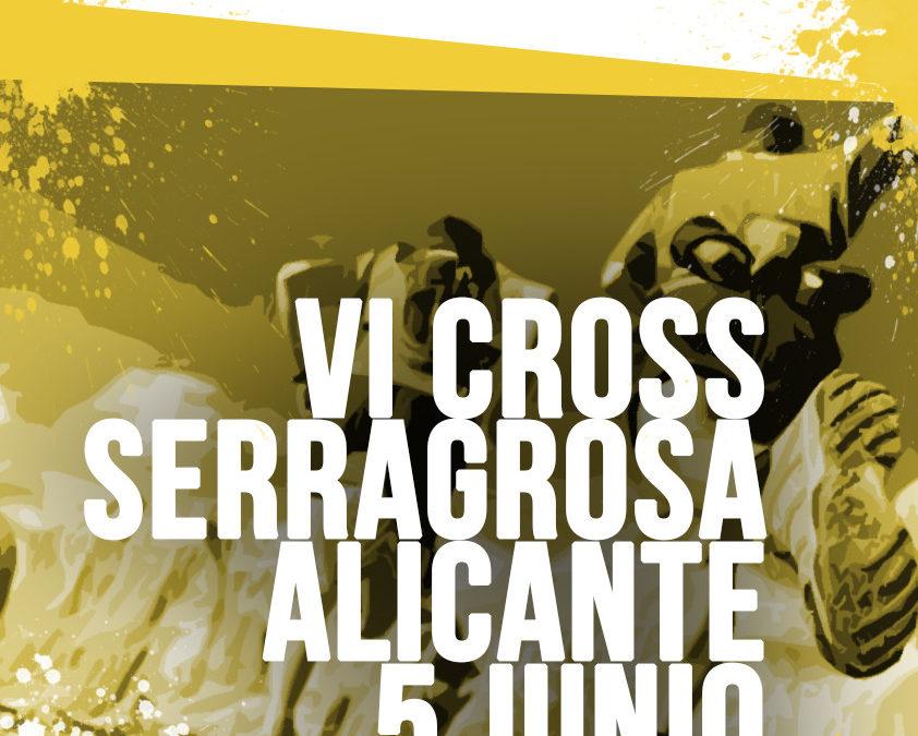 VI CROSS SERRAGROSSA. III LIGA ALICANTE CROSS SERIES