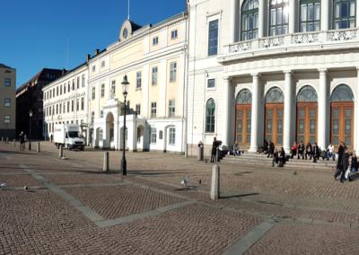 Gotemburgo Suecia Plaza