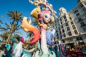 Fogueres de Sant Joan 2018 @ Alicante, diferentes ubicaciones | Alicante | Comunidad Valenciana | España