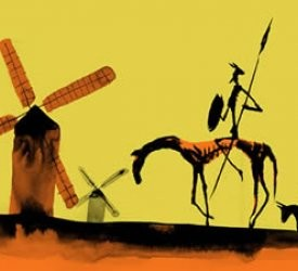 Lectura ininterrumpida de El Quijote
