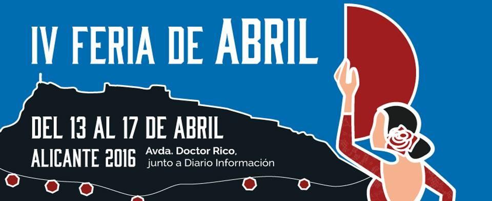 IV Feria de Abril en Alicante