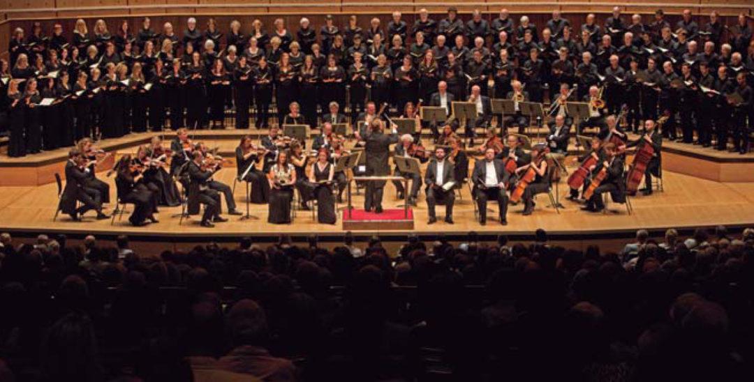 Orquesta de Valencia- Philharmonia Chorus en el ADDA