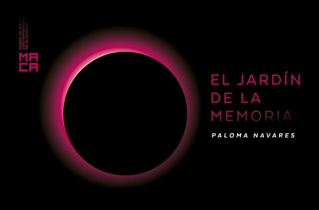 """Exposición """"El Jardín de la memoria"""" de Paloma Navares en MACA"""