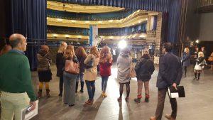 Visita guiada. Teatro Principal de Alicante.