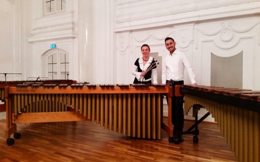 CONCIERTO VARIACIONES GOLDBERG de Johann S. Bach – Conrado Moya y Katarzyna Myc'ka