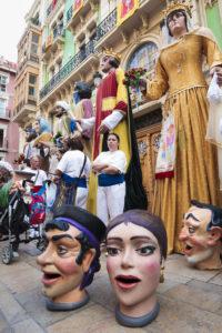 Fogueres de Sant Joan Thursday, 23th June @ Alicante | Alicante | Comunidad Valenciana | España