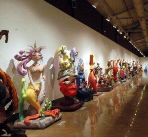 EXPOSICIÓN DEL NINOT. HOGUERAS DE SAN JUAN 2019 @ EDIFICIO SENECA (ANTIGUA ESTACIÓN DE AUTOBUSES DE ALICANTE) | Alacant | Comunidad Valenciana | España