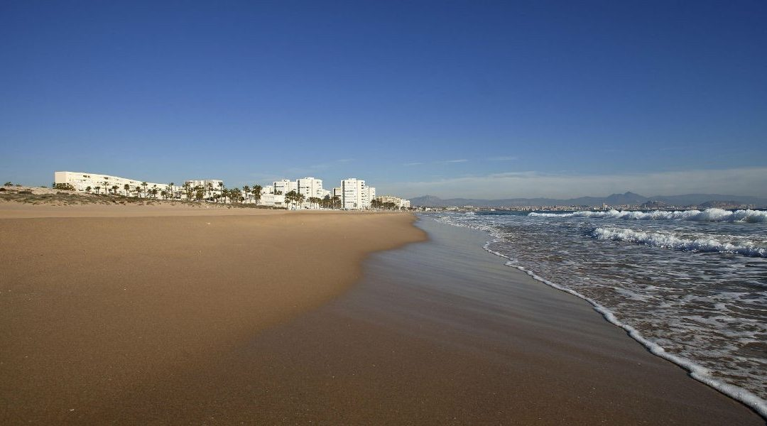 Playa Saladares Urbanova