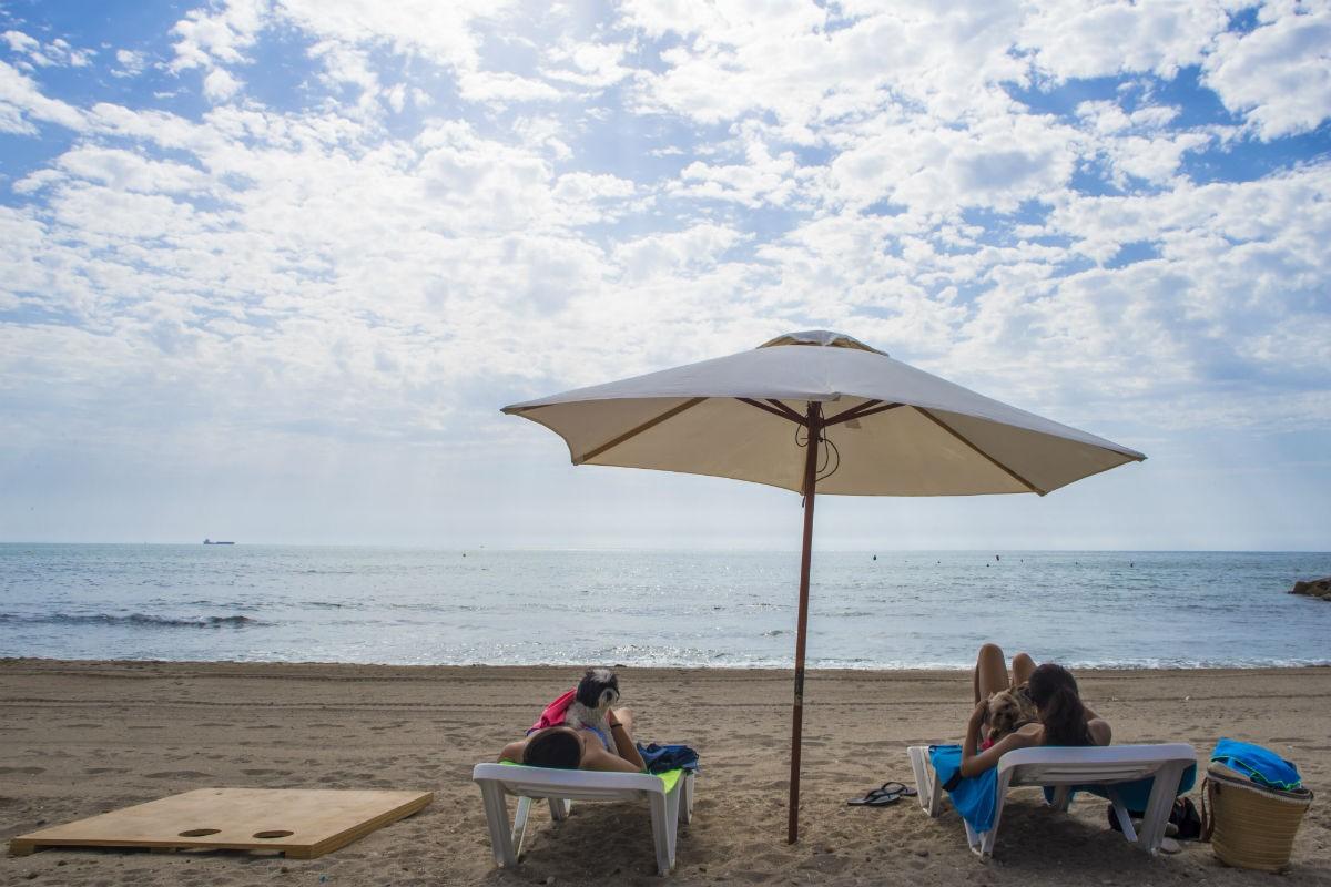Playa Aguamarga
