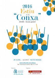 Verano en la concha 2016 @ Concha de la Explanada | Alacant | Comunidad Valenciana | España