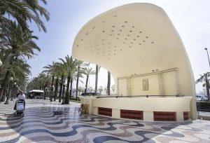 Conciertos en la Concha de la Explanada @ La concha de la Explanada   Alacant   Comunidad Valenciana   España
