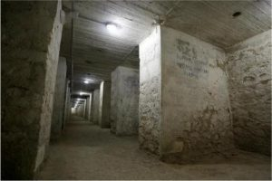 Guided tours to the aircraft shelters of Civil Warm in Alicante city
