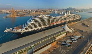 Escalas de Cruceros en Alicante 2019 @ TERMINAL DE CRUCEROS
