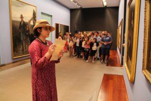 VISITA TEATRALIZADA a la exposición EL SIGLO XIX EN EL MUBAG @ Museo MUBAG | Alacant | Comunidad Valenciana | España