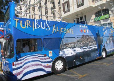 Turibus Alicante