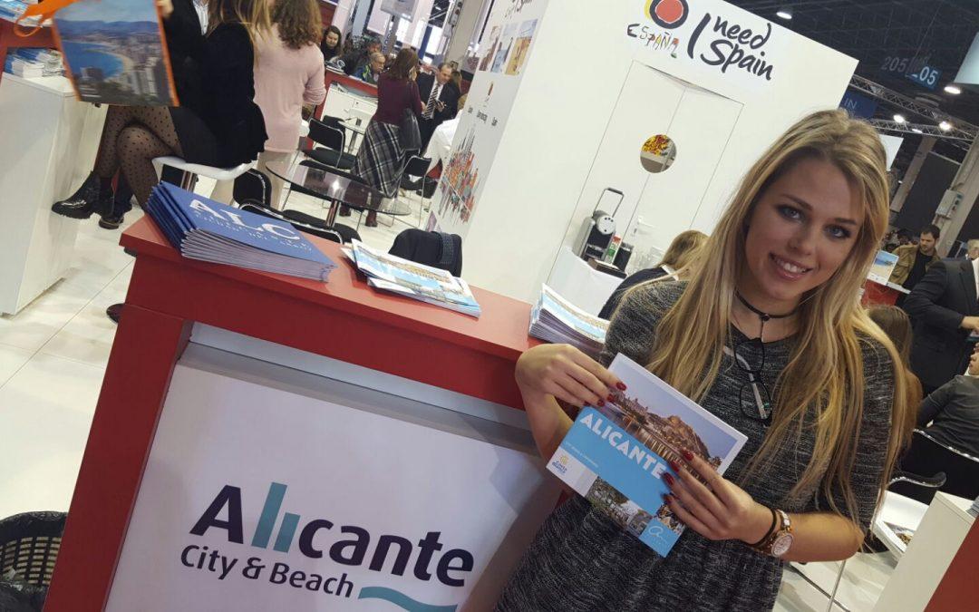 La ciudad de Alicante acude a la feria de turismo Utazas en Budapest