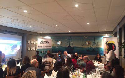 Alicante promociona el turismo MICE y deportivo en Suiza