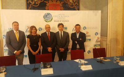 Colomer destaca el impacto económico y la proyección internacional que supone albergar eventos como IAGTO Trophy