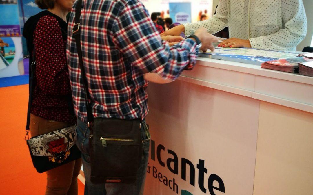 Alicante acude durante el fin de semana a la Feria Expovacaciones de Bilbao