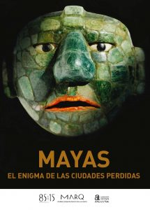 Mayas. The enigma of the lost cities. International exhibition at the MARQ Museum. @ MARQ ALICANTE | Alacant | Comunidad Valenciana | España