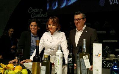 Los maestros arroceros alicantinos y la marca 'Alicante Ciudad del Arroz' protagonistas en la feria Gastrónoma de Valencia.