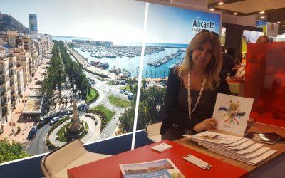 Alacant participa en la fira internacional del turisme World Travel Market, Londres 2017