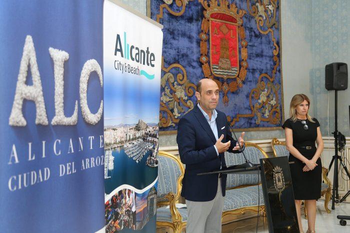 El Ayuntamiento de Alicante acude a Fitur con una clara apuesta por el turismo gastronómico