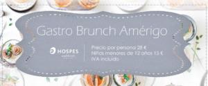 GASTRO-BRUNCH EN HOTEL AMÉRIGO @ Hotel Hospes Amerigo | Alicante | Comunidad Valenciana | España