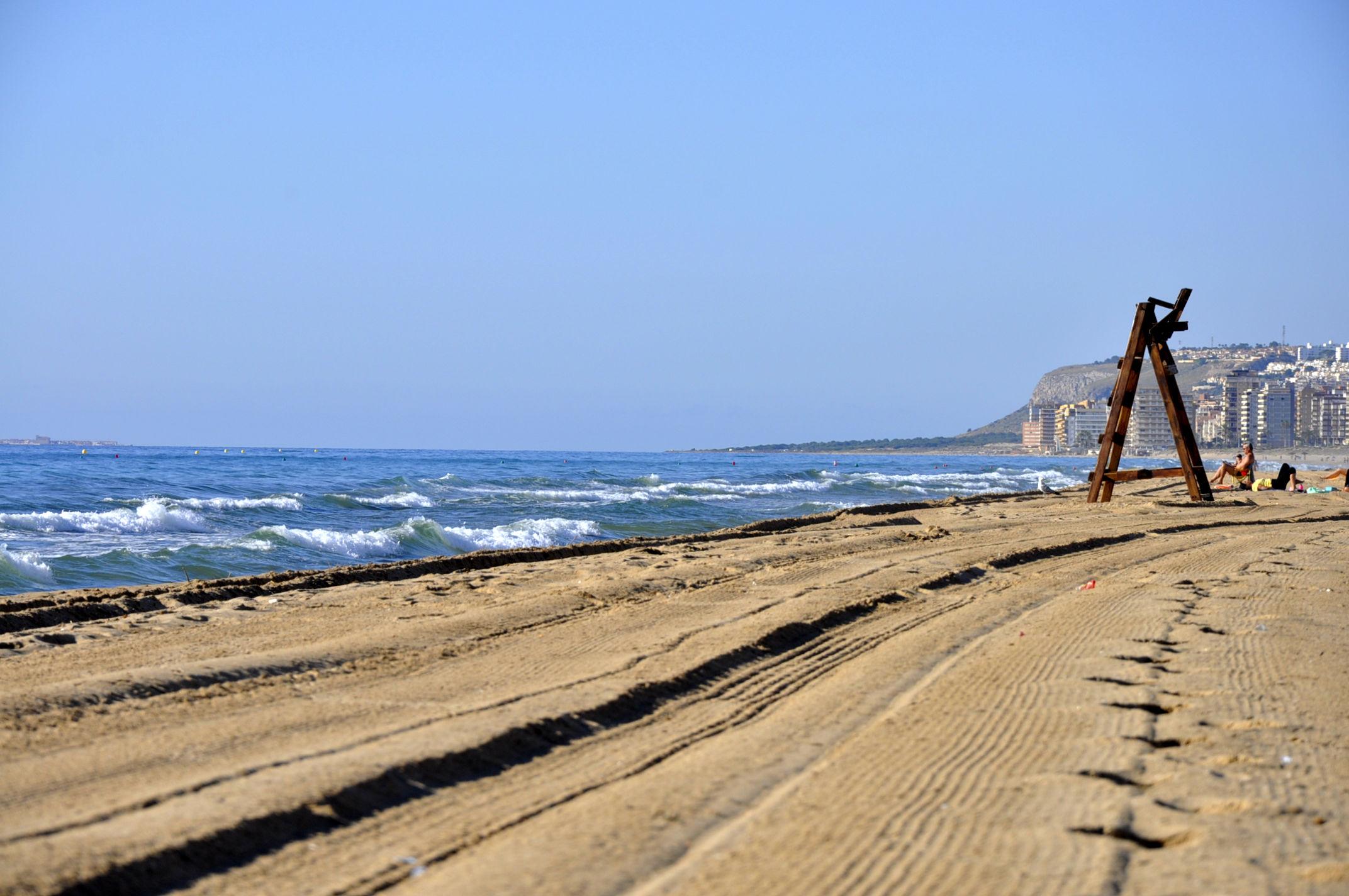Alicante beaches - ALICANTE City & Beach