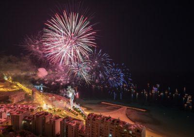Fiestas Alicante Hogueras de San Juan