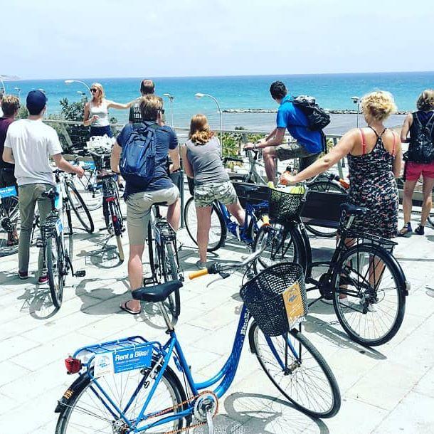 Blue Bike rental & tours