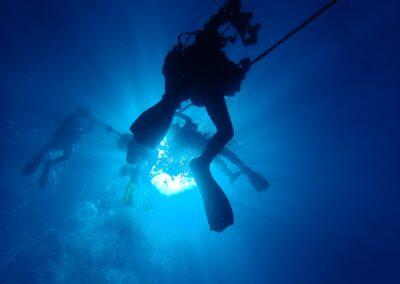 Fondos Marinos de la Isla de Tabarca -subacuática-buceo.