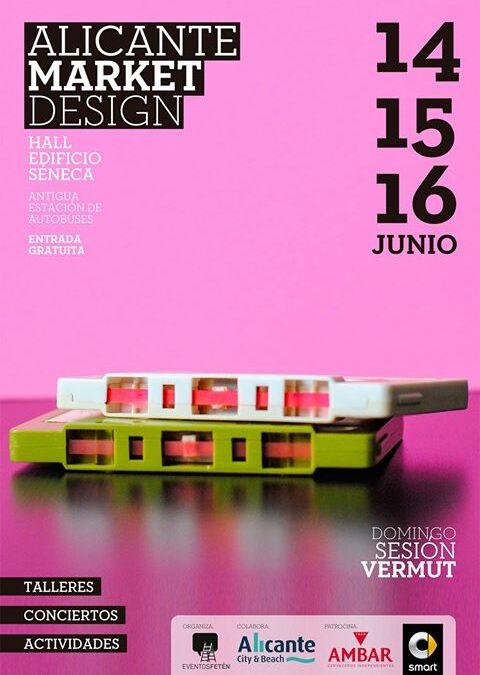 Mercado de Diseño en HALL SÉNECA