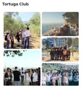 Tortuga Club. Excursiones en Alicante por solo 10 euros al mes. @ Diferentes ubicaciones