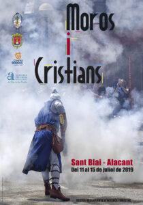 Moros y Cristianos de San Blas 2019 @ Barrio San Blas de Alicante   Alicante (Alacant)   Comunidad Valenciana   España