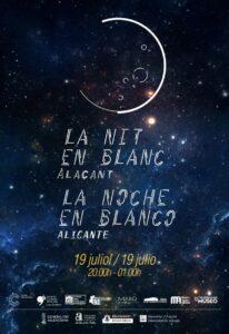 LA NOCHE EN BLANCO @ Diferentes ubicaciones | Alicante (Alacant) | Comunidad Valenciana | España